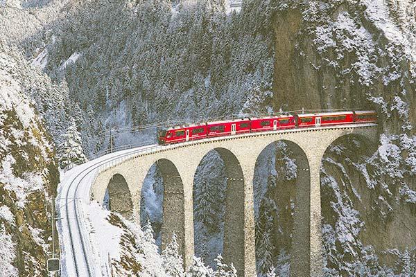 Train websites for Europe