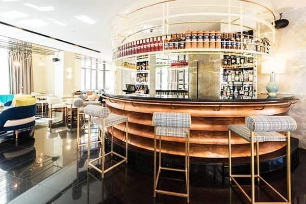 Vincci Capitol Madrid Bar