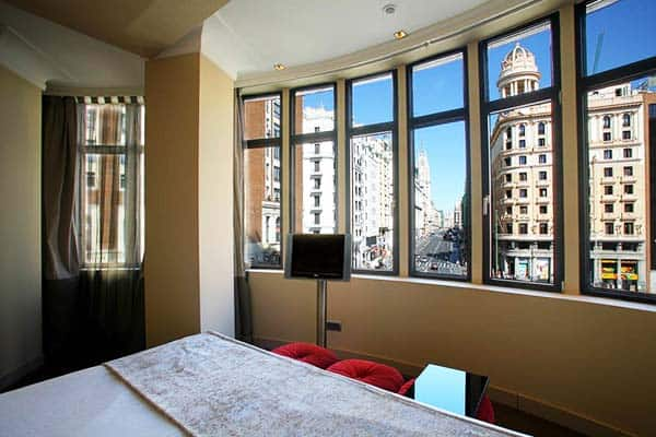 Vincci Capitol Madrid Room