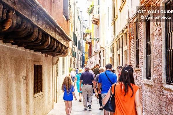 Walking Tour Venice