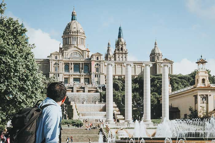 Free museums in Barcelona, MNAC