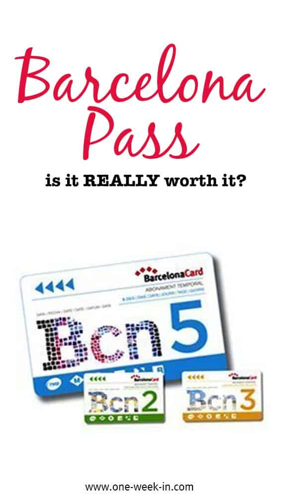Barcelona Pass: is it really worth it?