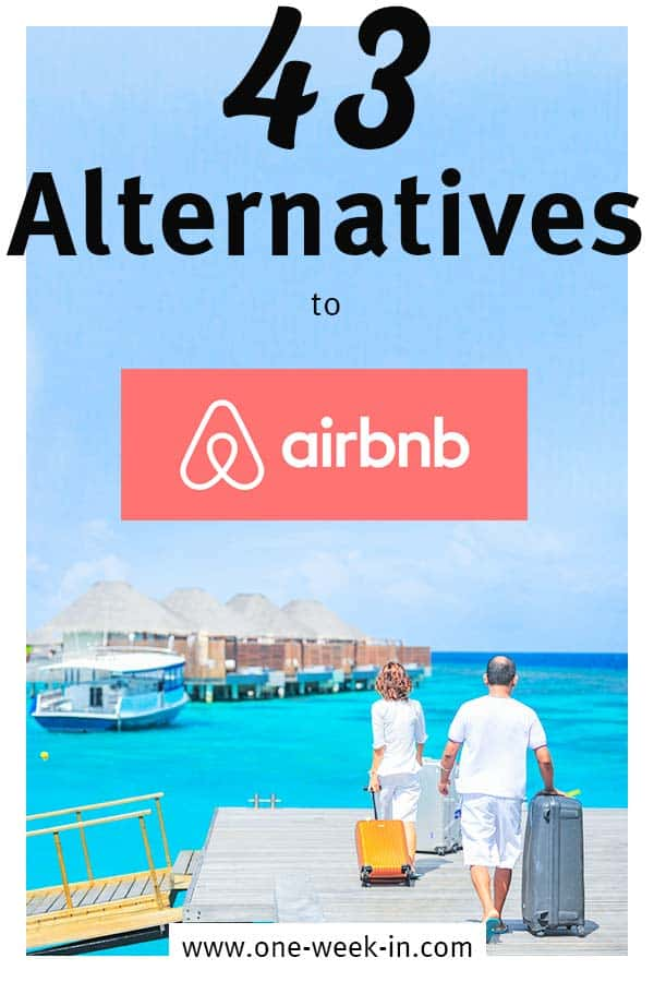 Airbnb Alternatives and Competitors - 43 Websites you should know