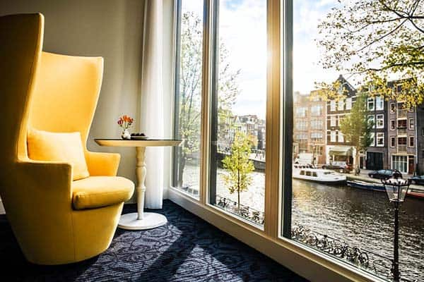 Andaz Amsterdam Prinsengracht View