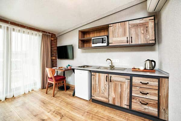 Ardilas Residence Kitchen