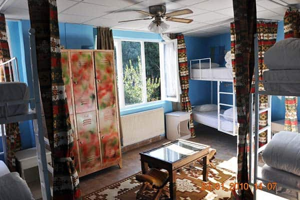 Bahaus Guesthouse Hostel Room