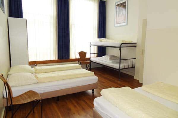 Budget Hotel Hortus Amsterdam Room