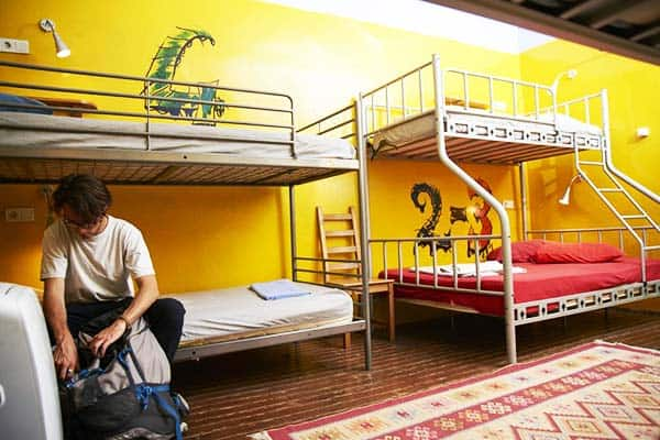 Chillout Lya Hostel Room