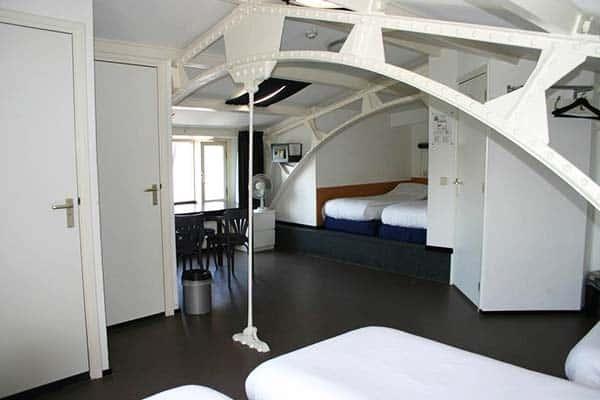 City Hotel Amsterdam Room