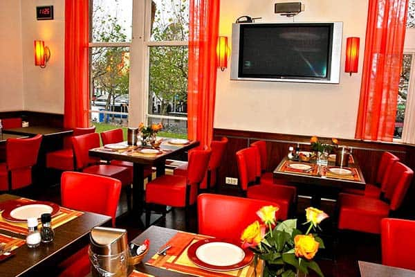 City Hotel Amsterdam Snack Bar