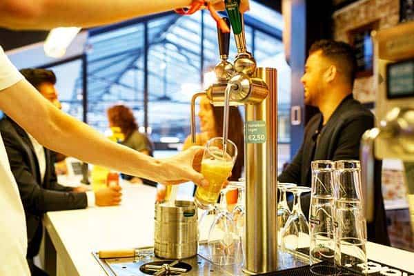 Budget Hotel Hortus Amsterdam Bar