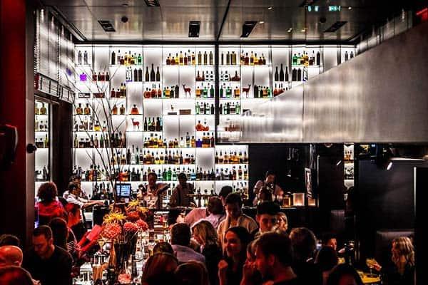 Conservatorium Hotel Amsterdam Bar