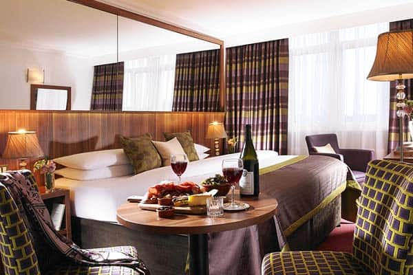 Dublin Skylon Hotel Room