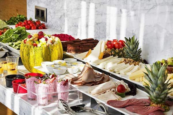 Fer Hotel Istanbul Breakfast