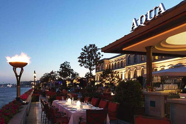 Four Seasons Hotel Istanbul Restaurant
