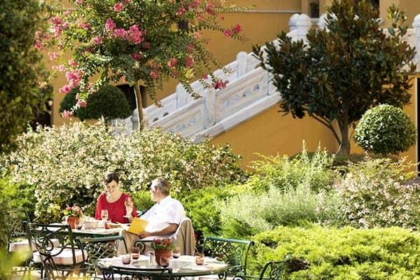 Four Seasons Hotel Istanbul Sultanahmet Terrace