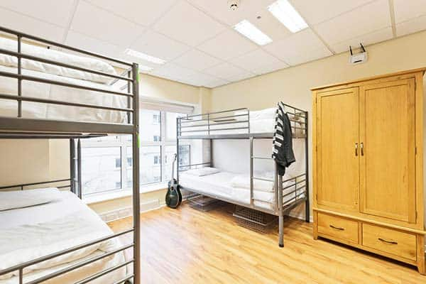 Garden Lane Backpackers Dublin Room