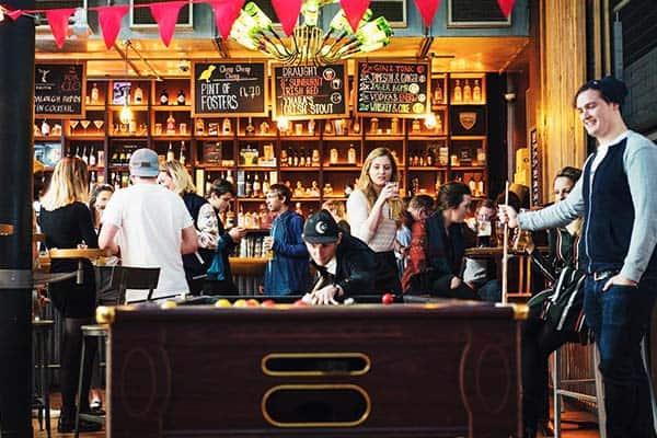 Generator Dublin Bar