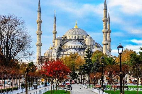 Hagia Sophia & Blue Mosque