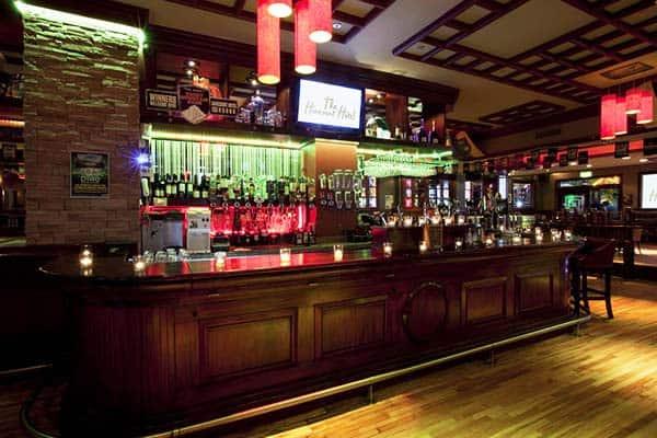 Harcourt Hotel Dublin Bar