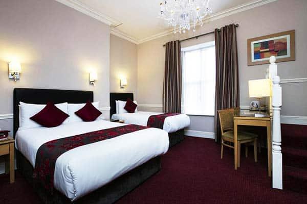 Harcourt Hotel Dublin Room