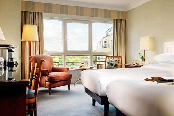 Herbert Park Hotel Dublin Double Room