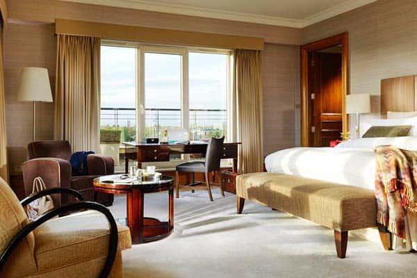 Herbert Park Hotel Dublin Room