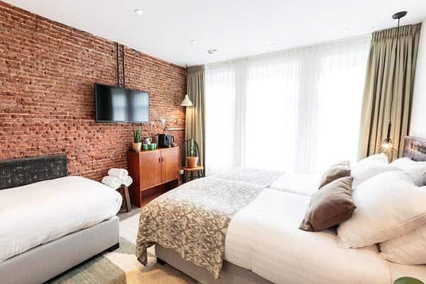 Hotel Dwars Amsterdam Room
