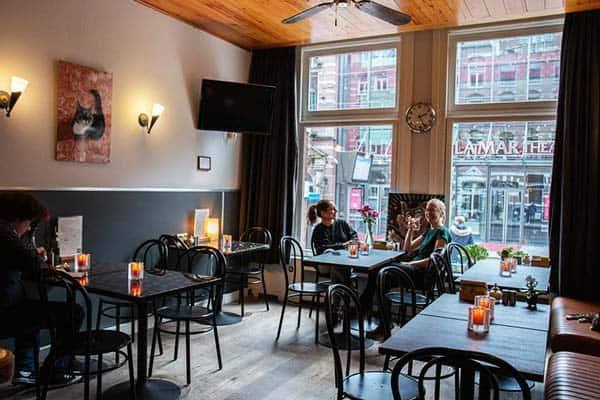 Hotel La Boheme Amsterdam Bar