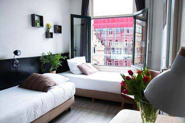 Hotel La Boheme Amsterdam Room