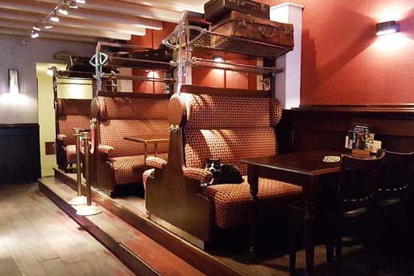 Hotel Old Quarter Amsterdam Bar