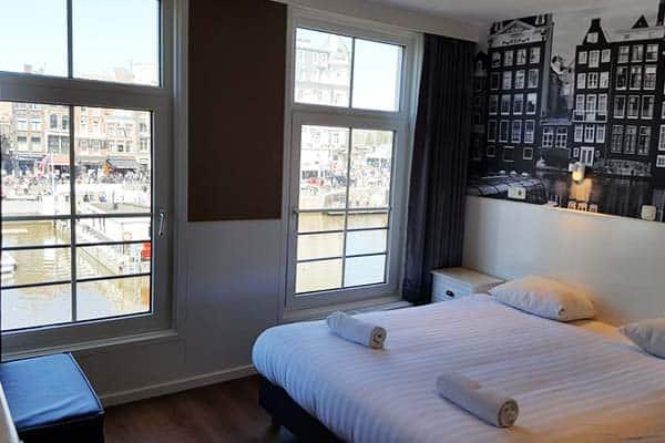 Hotel Old Quarter Amsterdam Room