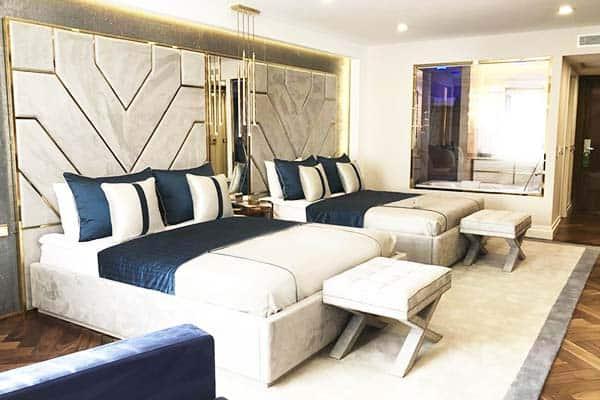 Hotel Zurich Istanbul Room