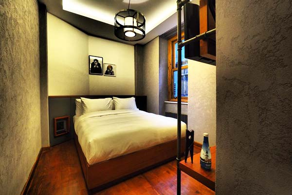 Inqlusif Hotel Galata Room