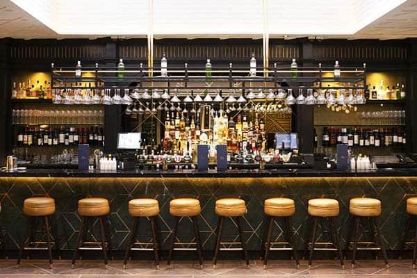 Iveagh Garden Hotel Dublin Bar