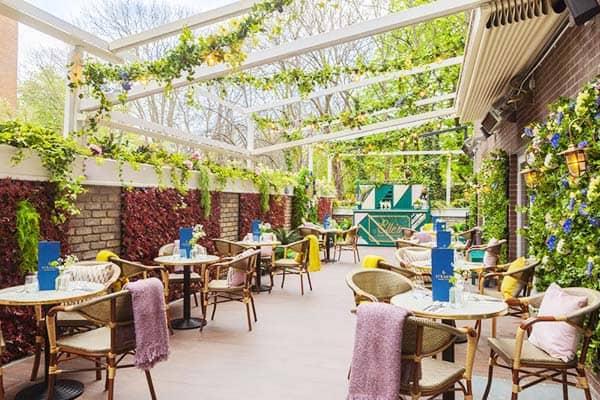 Iveagh Garden Hotel Dublin Outdoor
