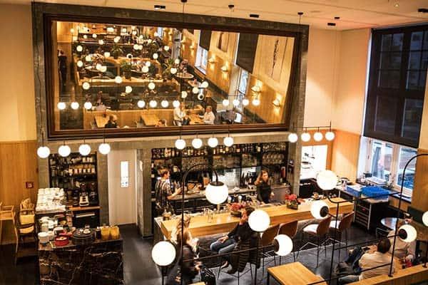 Lloyd Hotel Amsterdam Bar