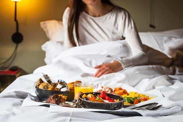 Lloyd Hotel Amsterdam Breakfast