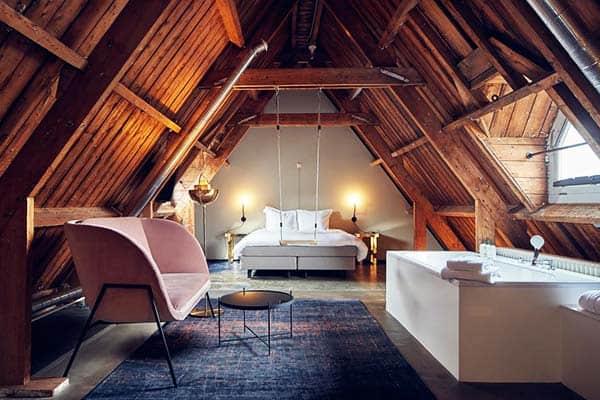 Lloyd Hotel Amsterdam Room