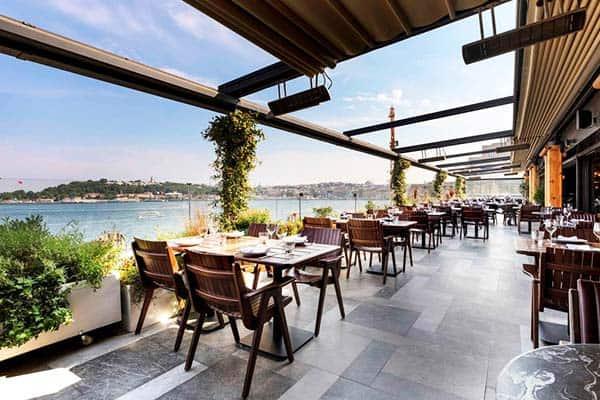 Novotel Istanbul Bosphorus Hotel Restaurant