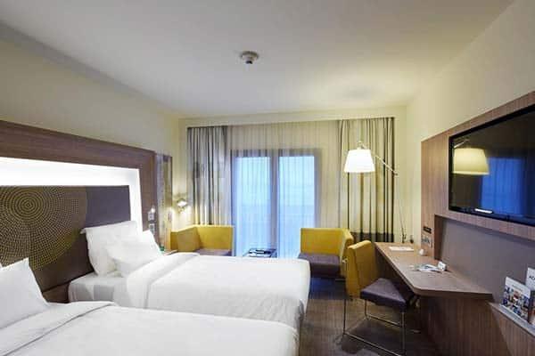 Novotel Istanbul Bosphorus Hotel Room