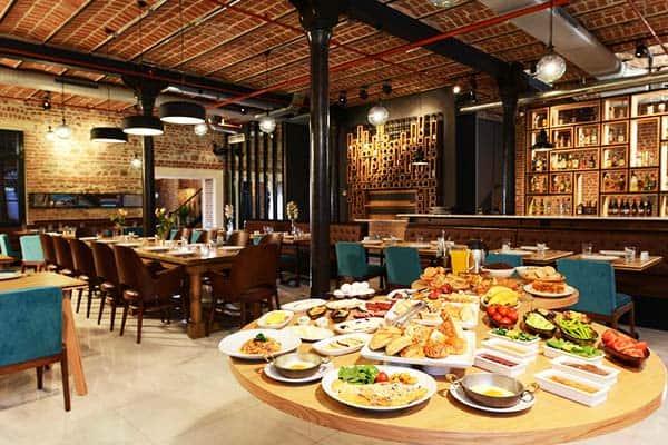 Regie Ottoman Istanbul Restaurant