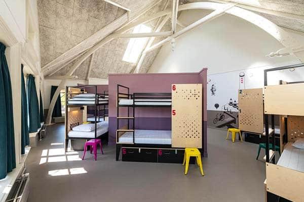 Stayokay Amsterdam Vondelpark Room