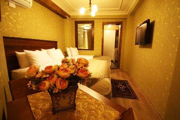 Sultanahmet Suites Istanbul Group Room