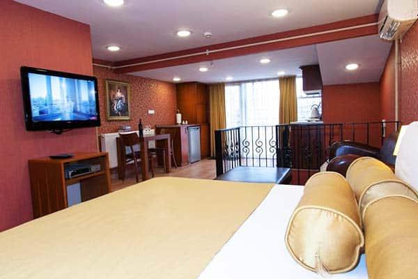 Sultanahmet Suites Istanbul Room