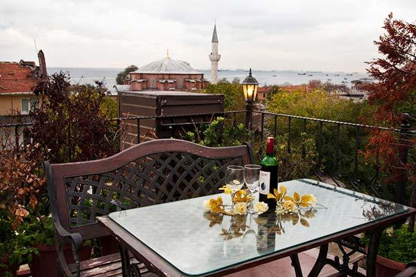 Sultanahmet Suites Istanbul Terrace