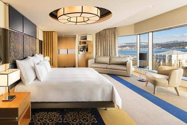 Swissotel The Bosphorus Istanbul Room