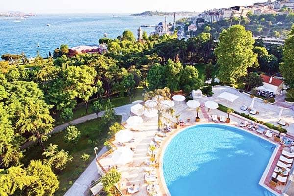 Swissotel The Bosphorus Istanbul View