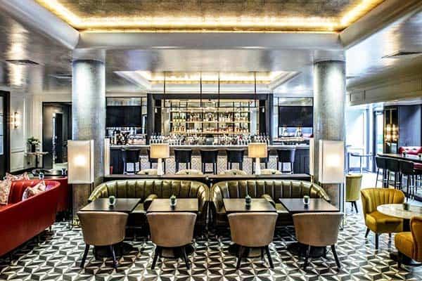 The Croke Park Hotel Bar