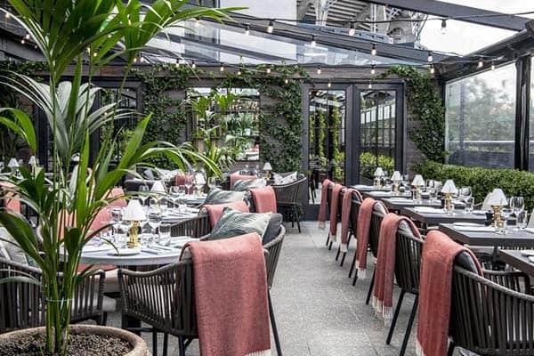The Croke Park Hotel Restaurant